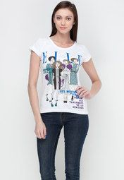 Buy People Women T-Shirts online in India. Huge selection of Women ...