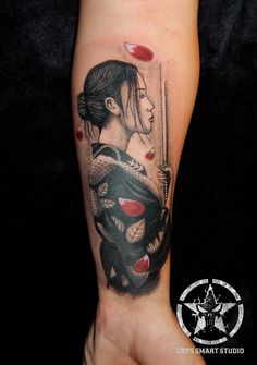 GEISHA TATTOO 3                                                       …