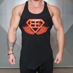 2018 New Body Engineers Brand vest bodybuilding clothing and fitness men undershirt tank tops tops golds men undershirt Mens Workout Tank Tops, Yoga Tank Tops, Bodybuilding T Shirts, Bodybuilding Clothing, Stringer Tank Top, Pilates Clothes, Body Building Men, Mens Fitness, Fitness Apparel