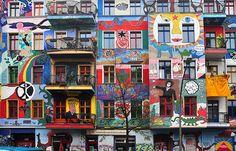 10 lugares criativos para se visitar em Berlim. E o melhor: sem pagar nada!