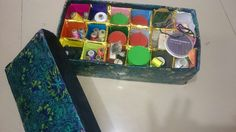 Sewing box organiser by me