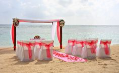 planning a small beach wedding
