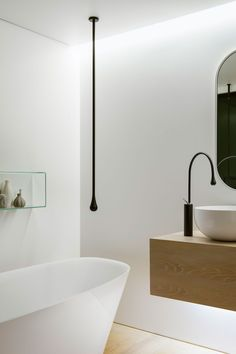 Clean, Simple Lines by Minosa Design.