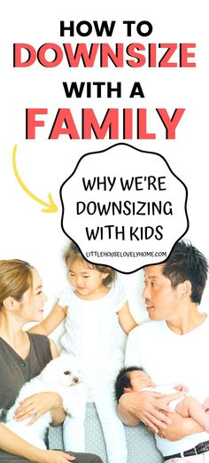 If you're interested in downsizing with a family, this is the very first blog post I wrote about our decision to downsize. Organizing Paperwork, Home Organization Hacks, Cheap Daycare, Post Natal Care, Downsizing Tips, Getting Organized At Home, The Tenant, First Blog Post, Creative Storage