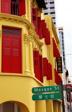 Mosque St, Chinatown, Singapore- Food, Drink, Culture, Nightlife and Style Reviews - www.citynomads.com