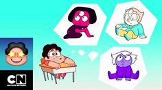 Como as Gems são feitas? | Steven Universo | Minisódios | Cartoon Network