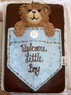 Teddy Bear Theme. Baby Shower ...