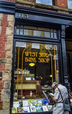 West Side Book Shop, Ann Arbor, Michigan