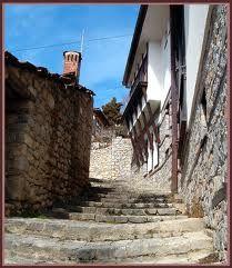 www.macedonievakantiehuis.com Ohrid-old town,Macedonia