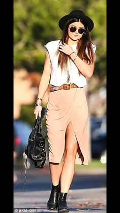 Kylie Jenner love her style