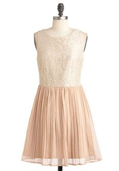 This might work too for bridesmaids! Chiffon Occasion Dress, #ModCloth