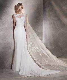 Pronovias 2016 Collection (Agora). 6 tips prácticos para elegir tu vestido de novia.