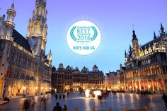 #Brussels needs you! #ShowYourLoveForBrussels & vote now! http://www.europeanbestdestinations.com/best-of-europe/european-best-destinations-2016/ @ebdestinations #Belgium
