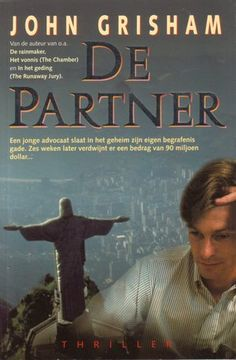 the partner by john grisham Find great deals for the partner by john grisham (1997, hardcover, large type) shop with confidence on ebay.