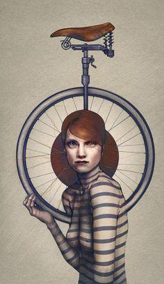 Ilustración  Bruno Vergauwen