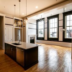 Motley School Apartments For Rent - Chicago It's back to school season for these restored loft apart Chicago Apartments For Rent, Loft Style Apartments, Small Studio Apartments, Lofts For Rent, Modern Apartments, Modern Lofts, Contemporary Apartment, Loft Spaces, Chicago House