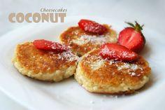 Beauty Talk and Lifestyle: Sugar Free Coconut Cheesecakes. Кокосові Сирнички ...