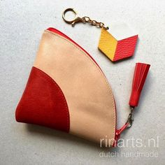 Wallet / small purse / coin case / card holder / key holder