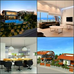 These state-of-the-art villas for sale in Limassol have never made real estate investment so easy. Not only are they of exquisite architectural design, but their prime location in the aristocratic area of Mesovounia in Limassol, Cyprus, as well as their mountain and beach views, place them on the top of the list.