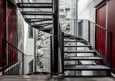 Edificio S.Gonçalinho, Aveiro, 2016 - Emanuel Poças