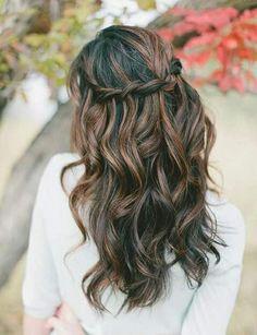 Une tresse cascade Adoptez les astuces des pros pour coiffer les cheveux crêpus.
