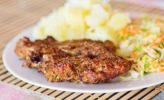 Wołowina w marynacie chili-oregano