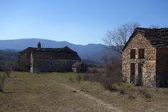 Borda y casas de Sarratiás