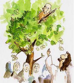 Zacchaeus+in+Tree