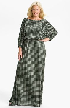 Rachel Pally 'Aurora' Maxi Dress (Plus) available at #Nordstrom