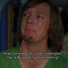Oh shaggy I know exactly how you feel