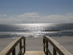 Dauphin Island #alabama #beach Pretty sure this is one of the boardwalks where I got engaged :)