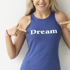 Dream big, and bigger, and bigger, and bigger! x