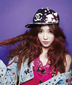 Tiffany 티파니 #korean #SNSD #GirlsGeneration