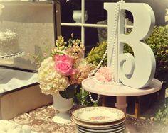 1000+ ideas about Tea Party Centerpieces on Pinterest   Tea party ...