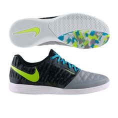 The Nike Lunar Gato Premium indoor soccer shoes deliver a great touch
