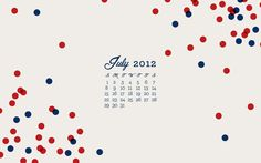 Full HD July Wallpaper Calendar, Desktop Wallpaper July Wallpaper Calendar