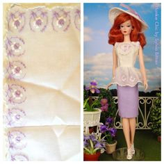English Lavender for Barbie & Victoire Roux