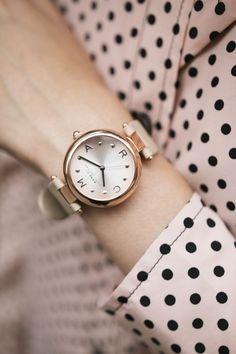 awesome Модные женские наручные часы (50 фото) — Что нынче в тренде?