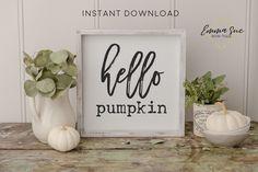 Fall Decor Signs, Home Decor Signs, Fall Signs, Thanksgiving Signs, Fall Diy, Fall Pumpkins, Farmhouse Style, Farmhouse Signs, Farmhouse Decor