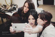 wedding day selfie by gazza166