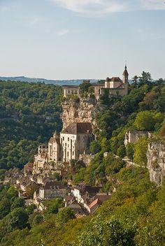 """» Un valle entre pueblos medievales """"colgados"""" (Dordoña, Francia) Viajes – 101lugaresincreibles -"""