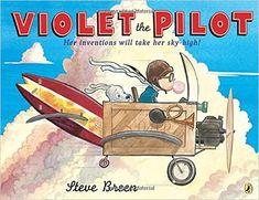 Violet the Pilot: Steve Breen: 9780425288191: Amazon.com: Books