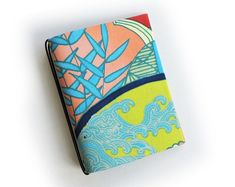 A6 Hobonichi Cover Japanese print. A6 Planner cover. Book jacket.