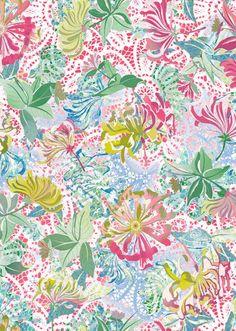 Flores Rendeiras - Lunelli Textil | www.lunelli.com.br