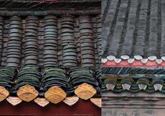 My favourite subject...traditional roof tiles.