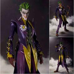 #transformer toy model dc justice league batman shf injustice league clown doll