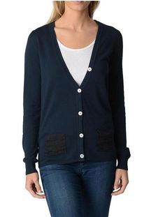 Dark Blue S Fred Perry Womens Cardigan 31432026 9608 Fred Perry, Nice Tops, Dark Blue, Brand New, Pullover, Long Sleeve, Sleeves, Sweaters, Fashion Design