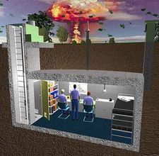 Build your own Underground Bunker