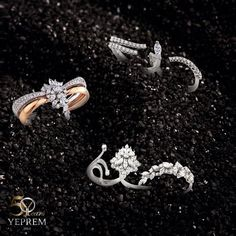 Diamonds out of the rough, YEPREM's biggest passion is to reflect every stone's beauty, giving birth to unrivaled and outstanding jewelry. #YEPREM #yepremjewellery #jewelry #jewellery #diamond #diamonds #design #luxury #preciousstones #beauty #passion #revolution #trendsetter #50thanniversary