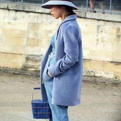 Normcore, Street Style, Colorful, Coats, Instagram Posts, Fashion, Moda, Wraps, Urban Taste